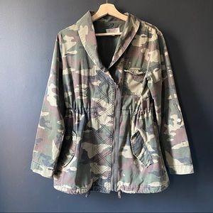 Urban Outfitters Ecote Camo Utility Jacket